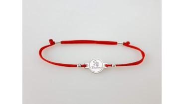 "Bracelet ""Circular nicknamed with an angel"""