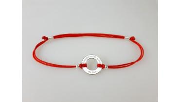 """Bracelet """"Circle of Name"""""""