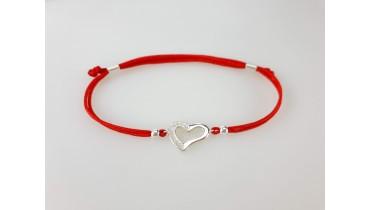 """Bracelet """"Heart NEW"""""""